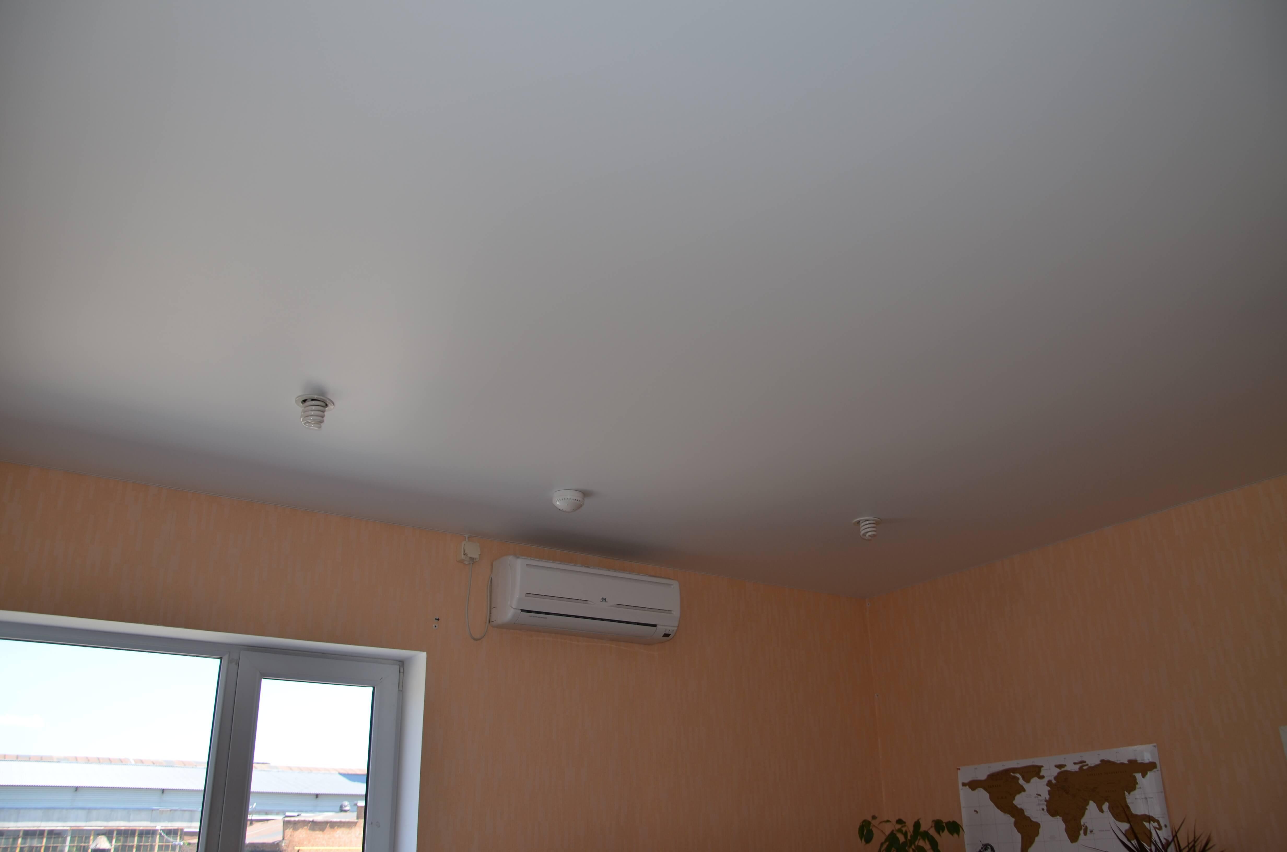 Натяжные потолки Полтава